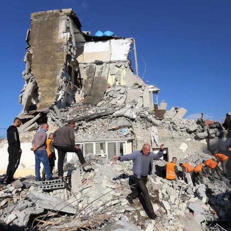 Ανακοίνωση ΝΑΡ-νΚΑ για τον σεισμό στην Αλβανία