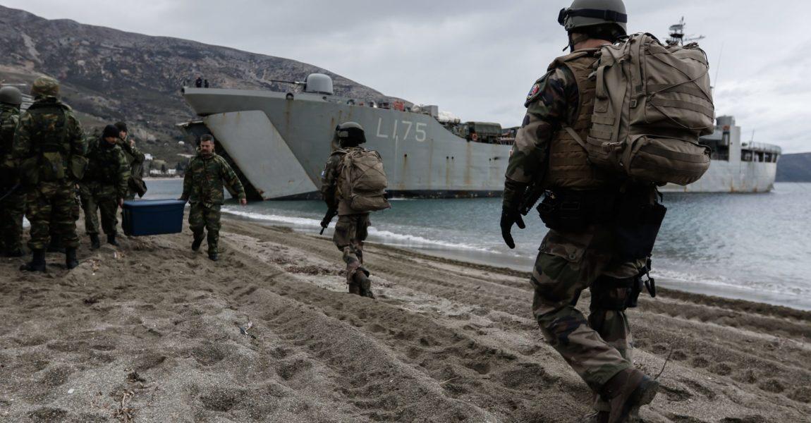 """Ανακοίνωση της νΚΑ για την στρατιωτική άσκηση """"Χρυσόμαλλο Δέρας"""""""