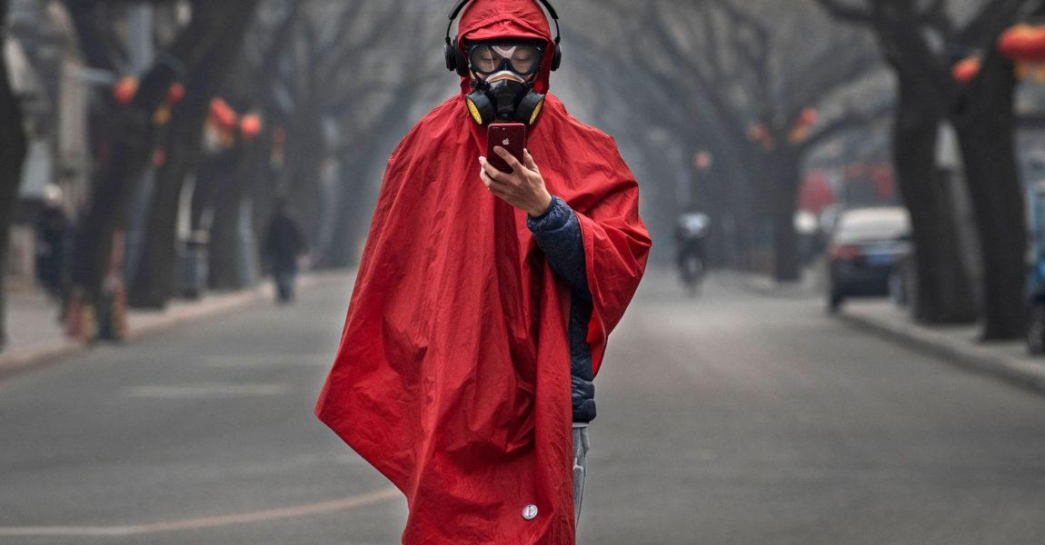 #CommunismFuture | Φύση | Άνθρωπος | Περιβάλλον: Κορονοϊός