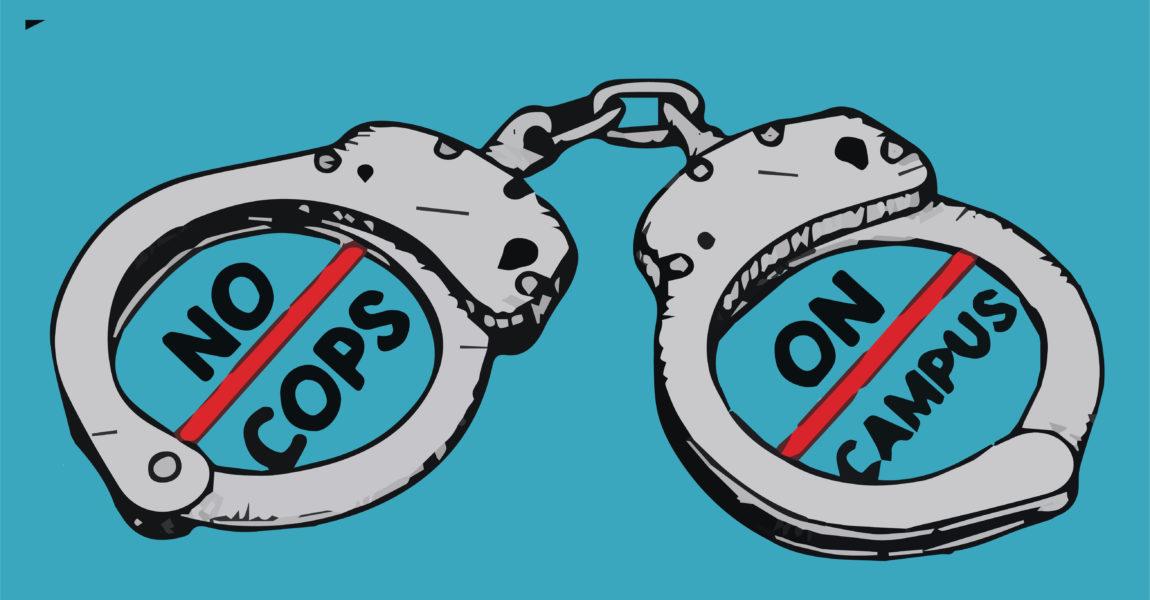 Ενισχύουμε τη συλλογή υπογραφών ενάντια στην πανεπιστημιακή αστυνομία