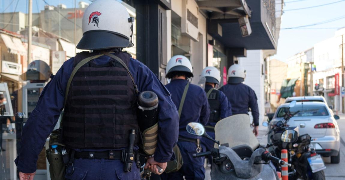 ΝΑΡ-νΚΑ Χανίων: Να καταδικαστεί μαζικά το πρωτοφανές κρεσέντο αυταρχισμού της ΕΛ.ΑΣ. στα Χανιά
