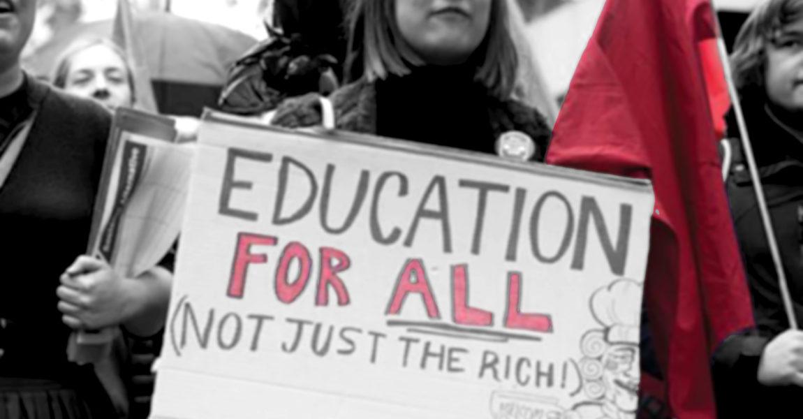 Ανακοίνωση: Τα μέτρα της κυβέρνησης για την παιδεία δε θα περάσουν. Αντεπίθεση τώρα!
