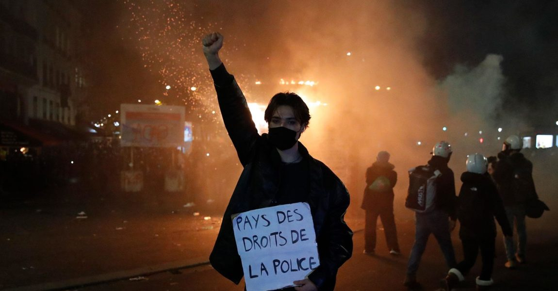NAR – Les manifestations en France sont l'image du futur des explosions sociales!