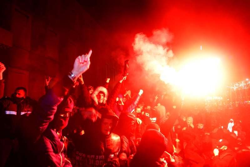 ΝΑΡ-νΚΑ: Για τη δολοφονία του 25χρονου Κλοντιάν από την αστυνομία (Për vrasjen e 25-vjeçarit Klodian nga policia)