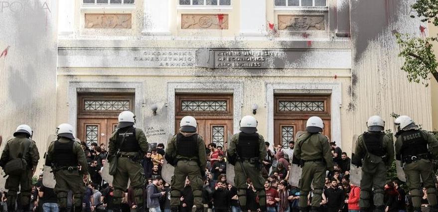 νΚΑ: Η πανεπιστημιακή αστυνομία θα φάει πόρτα!
