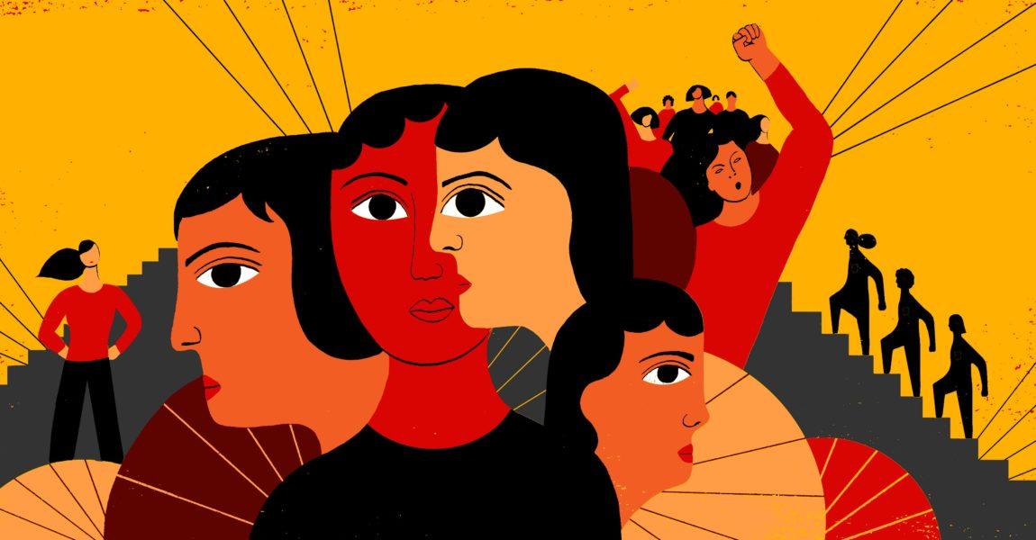 Να βάλουμε τέλος στην έμφυλη βία, το σεξισμό, τους βιασμούς και το σύστημα που τα γεννά