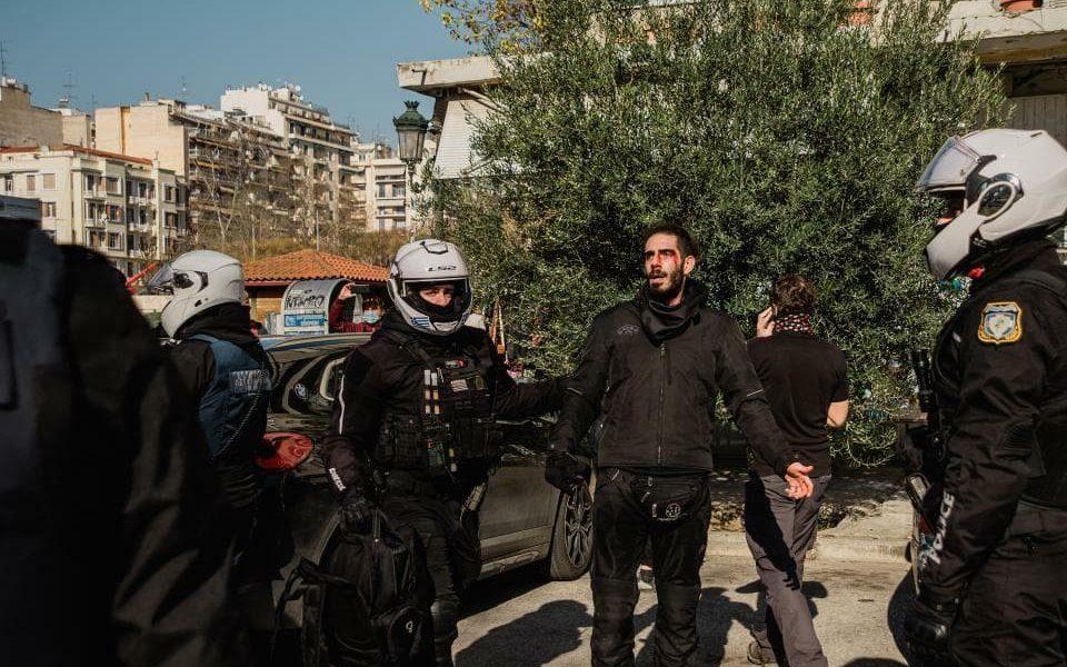 νΚΑ Θεσσαλονίκης: Κάτω τα χέρια σας από την αγωνιζόμενη νεολαία