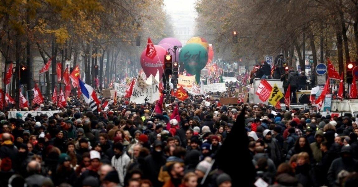 Επιτροπή Σύνδεσης Επαναστατών Νέων (Γαλλία) προς νΚΑ: η νεολαία αγωνίζεται για το δικαίωμά της στη μόρφωση και στην ελευθερία