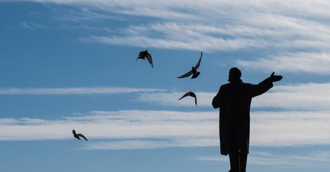 Κώστας Τριχιάς: Ο Λένιν στον 21ο αιώνα