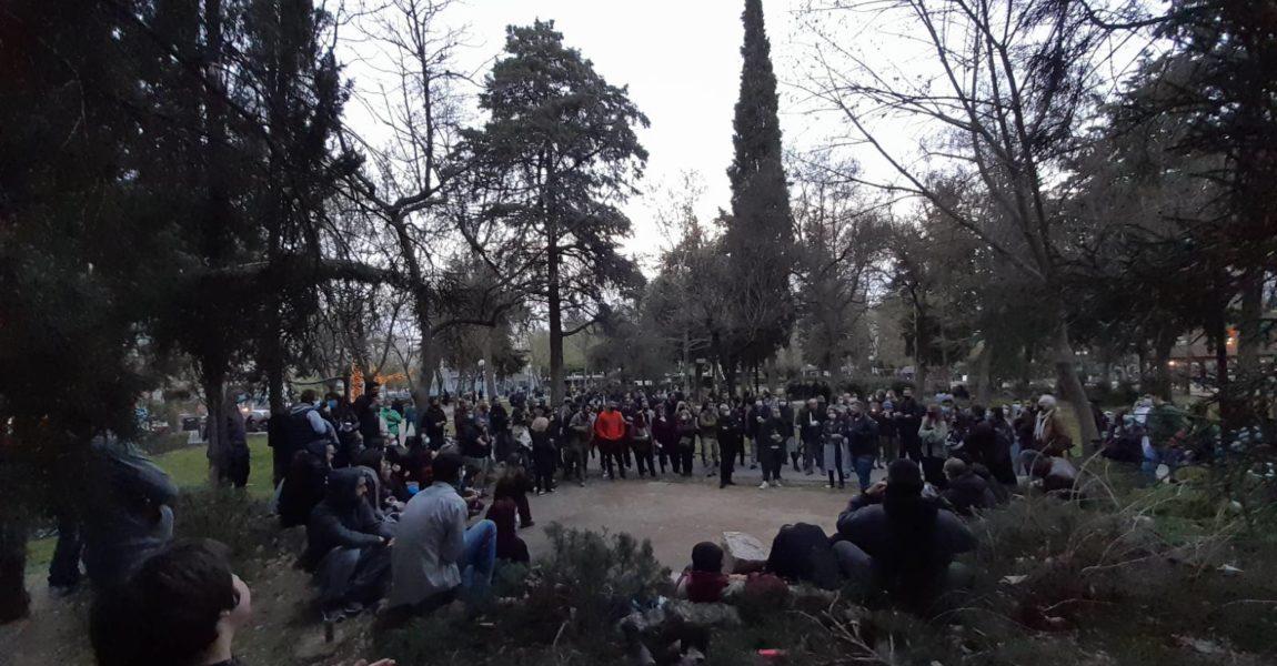 ΝΑΡ-νΚΑ Λάρισας: Για την αστυνομική βία κατά μαθητή