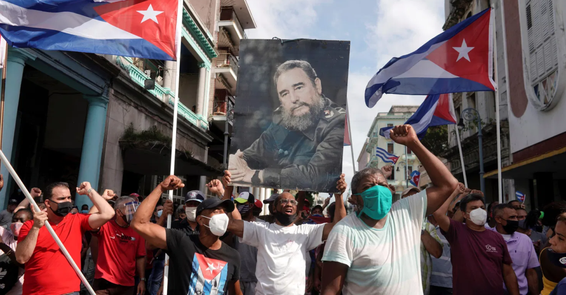 NAR: Solidarity with the Cuban people, against the plans of imperialism