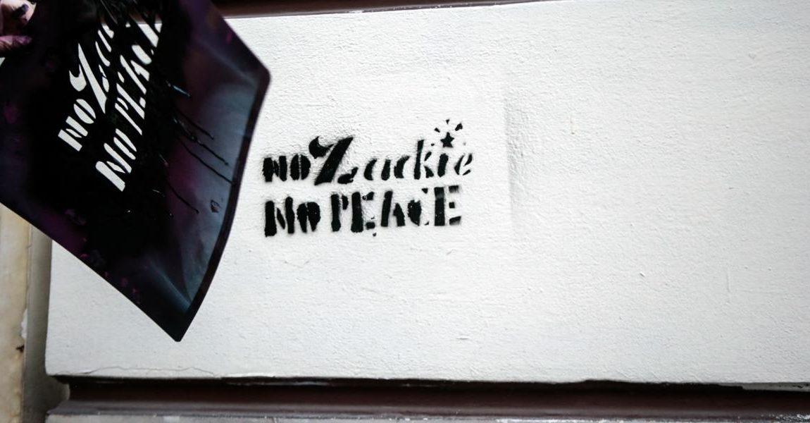 21 Σεπτέμβρη η Zackie φωνάζει δικαιοσύνη. Στο δρόμο θα γίνουμε η φωνή του!